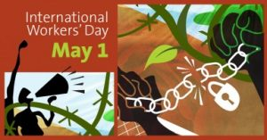 May Day – International Workers' Day