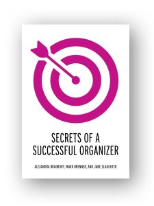 Book: Secrets of a Successful Organizer