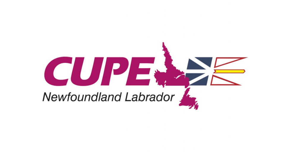 CUPE NL logo